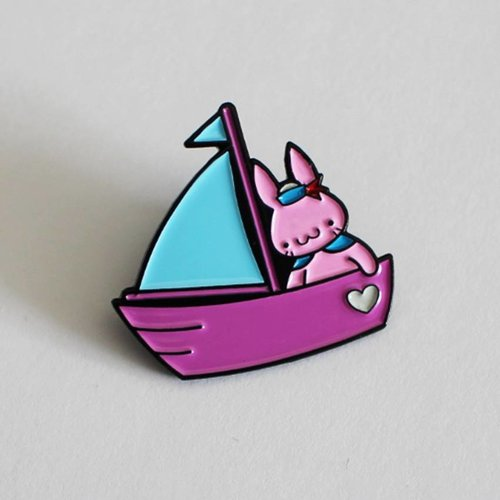 Sailor Bun pin by Haus of Boz