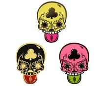 Calavera Duro pin by Creamlab