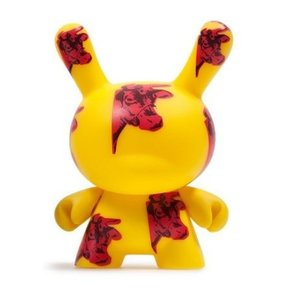 Cow 1/24 - Andy Warhol Dunny series 2