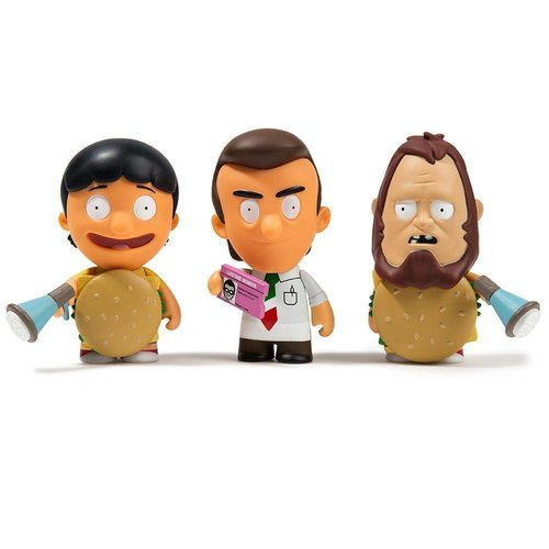 Kidrobot Bobs Burgers mini series - 1x Blindbox