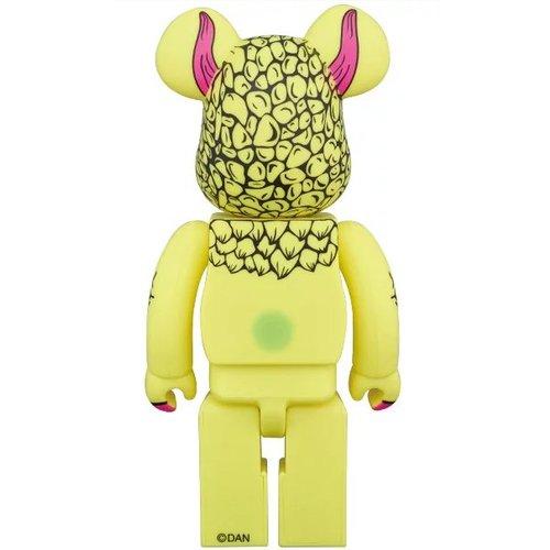 Medicom Toys 400% Bearbrick - Pogola by DAN