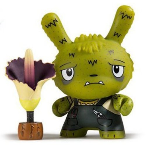 Kidrobot Aromatheraphy 1/24 - Scared Silly  Dunny series