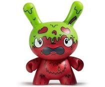 G.M.D. (Green) 2/24 - Scared Silly  Dunny series
