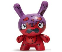 G.M.D. (Purple) 3/48 - Scared Silly  Dunny series