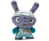 Lunch Hour 2/24 - Scared Silly  Dunny series