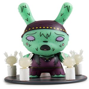 Kidrobot Lady Fox 1/24 - Scared Silly  Dunny series
