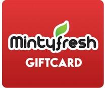 Mintyfresh Gift Card