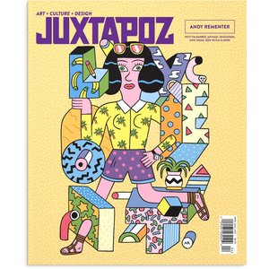 Juxtapoz #159 (April 2014) Andy Rementer