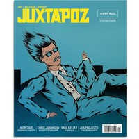 Juxtapoz #160 (May 2014) Alexis Ross