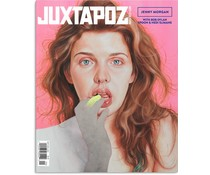 Juxtapoz #164 (September 2014) Jenny Morgan