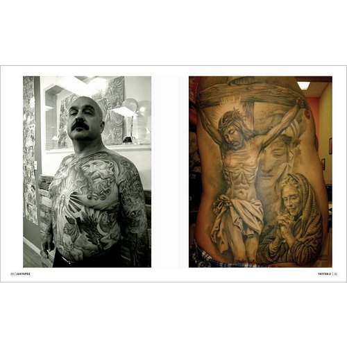 Juxtapoz Tattoo #2 Book