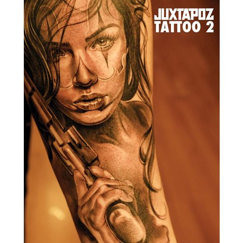 Juxtapoz Tattoo #2 Book
