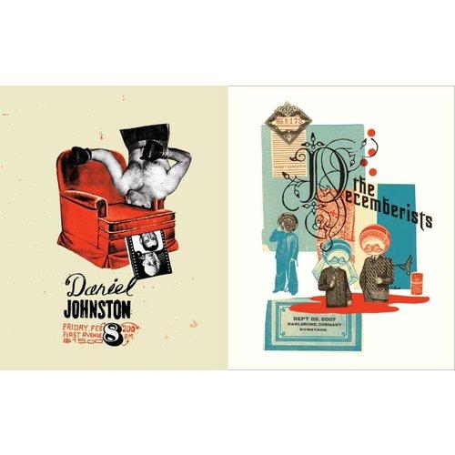 Juxtapoz Poster Art Book