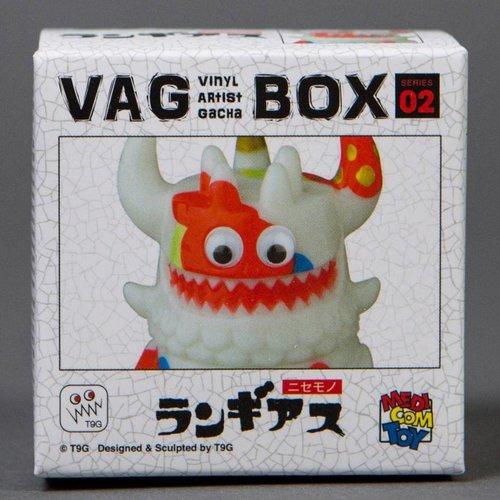 Medicom Toys Rangeas - VAG Box series 2 by T9G