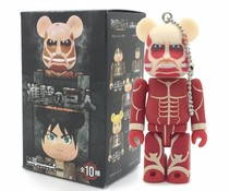 Attack on Titan Bearbrick series - 1x Blindbox