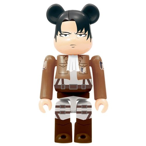 Medicom Toys Levi Bearbrick - Attack on Titan Bearbrick series