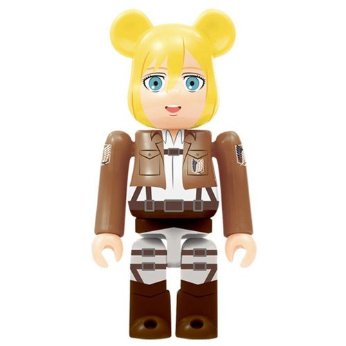 Medicom Toys Christa Renz Bearbrick - Attack on Titan Bearbrick series