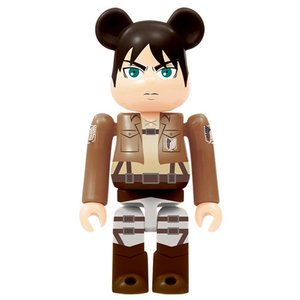 Eren Yeager Bearbrick - Attack on Titan Bearbrick series