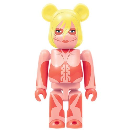 Medicom Toys Female Titan Bearbrick - Attack on Titan Bearbrick series