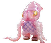 Squid Chef Squidiano (Zoo Series) by Mame Moyashi