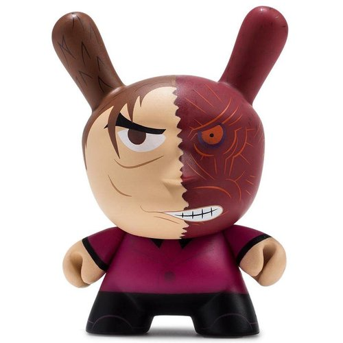 Kidrobot Two-Face (1/24) DC Comics Dunny Series