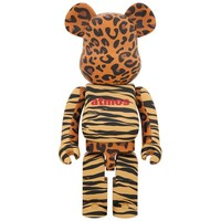1000% Bearbrick - Atmos (Animal)