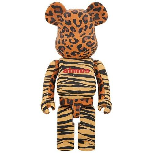 Medicom Toys 1000% Bearbrick - Atmos (Animal)