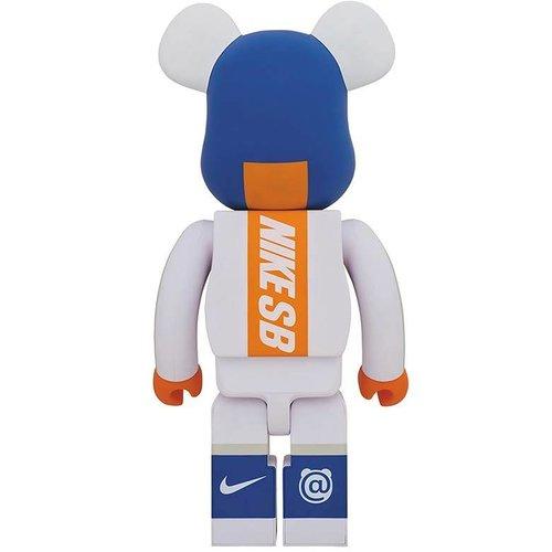Medicom Toys 1000% Bearbrick - Nike SB Dunk High Elite