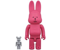 400% & 100% Rabbrick set - Craftholic (Pink)