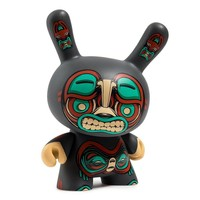 "5"" Kuba Dunny (Gray) by Mike Fudge"