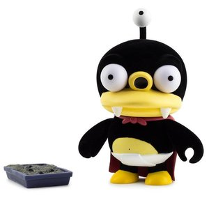 "6"" Nibbler (Flocked) by Matt Groening"