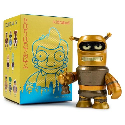 Kidrobot Futurama Universe X series - 1x Blindbox