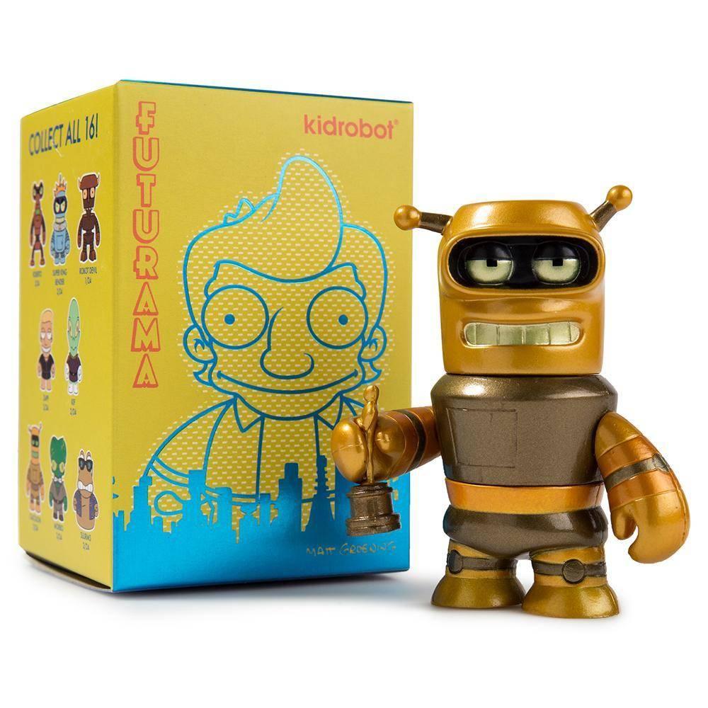Kidrobot Futurama série 3 SEALED CASE