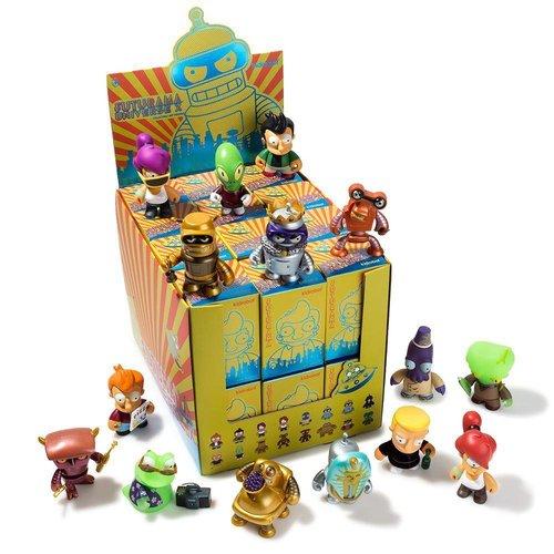 Kidrobot Futurama Universe X series - 1x Blindbox