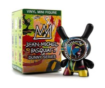 Jean-Michel Basquiat Dunny series - 1x Blindbox