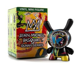 [Pre-Order] Jean-Michel Basquiat Dunny series - 1x Blindbox