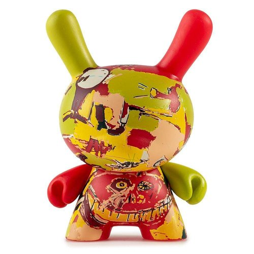 Kidrobot Jean-Michel Basquiat Dunny series - 1x Blindbox