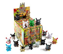 Jean-Michel Basquiat Dunny series - Sealed Case (24 pcs)