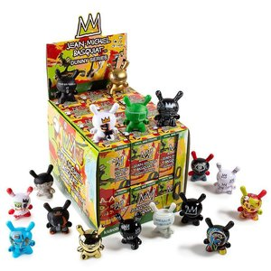 Kidrobot Jean-Michel Basquiat Dunny series - Sealed Case (24 pcs)