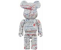 1000% Bearbrick - Jean-Michel Basquiat V2