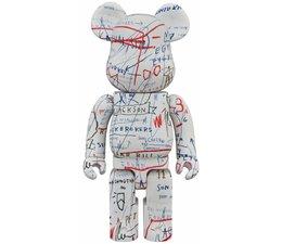 [Pre-Order] 1000% Bearbrick - Jean-Michel Basquiat V2