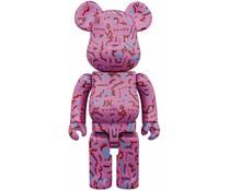 1000% Bearbrick - Keith Haring V2