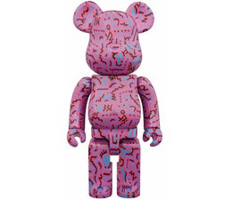 [Pre-Order] 1000% Bearbrick - Keith Haring V2