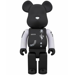 Medicom Toys 400% Bearbrick - SSUR (New York)