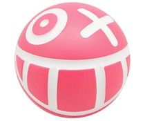 Mr. A Ball (Pink) by André Saraiva