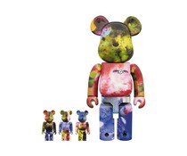 400% & 100% Bearbrick set - Pushead (4-pack)