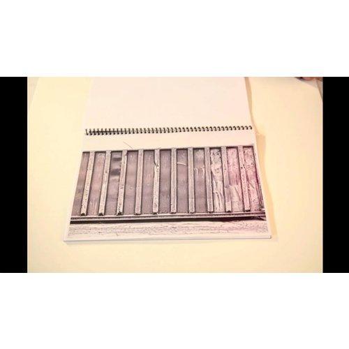 SPOTS - The Streets (Large) Sketchbook