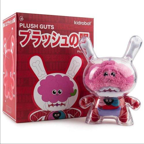 "Kidrobot 8"" Plush Guts Dunny by Kidrobot"
