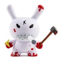 """5"""" Redrum Dunny by Frank Kozik"""