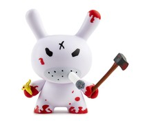 "5"" Redrum Dunny by Frank Kozik"